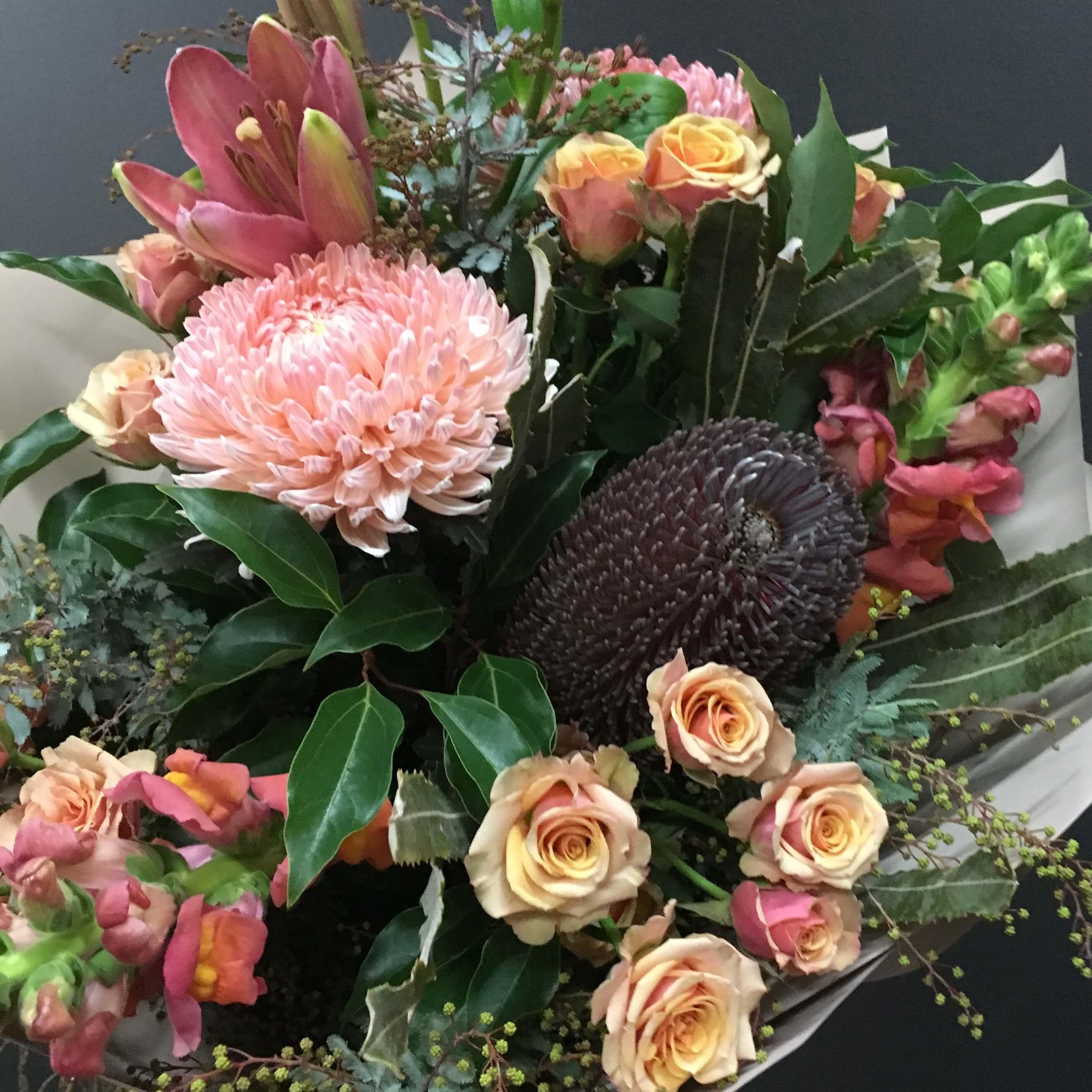 Boho Beauty Bouquet