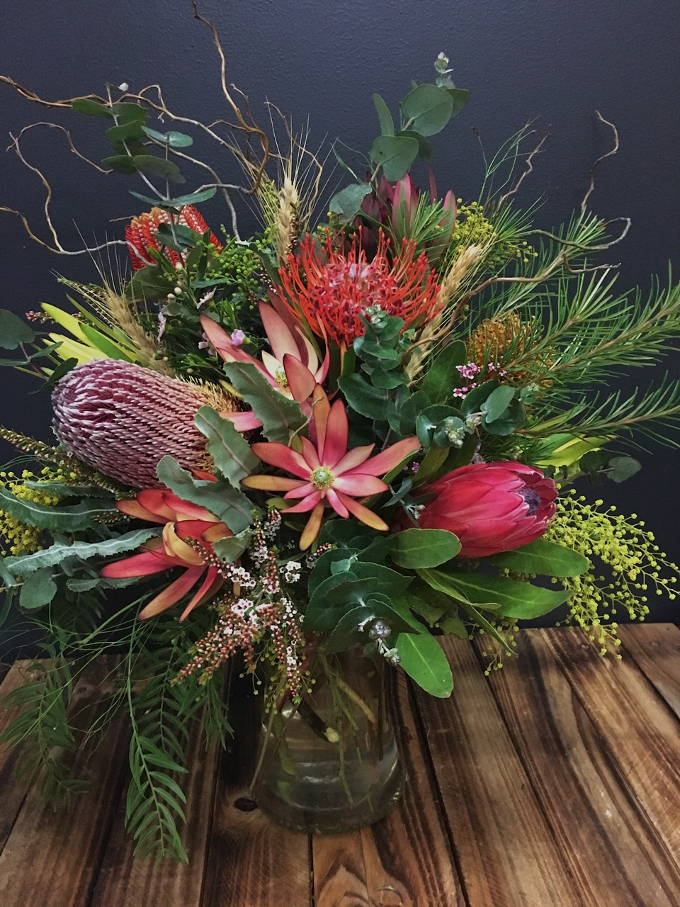 Wayward Wildflowers Arrangement