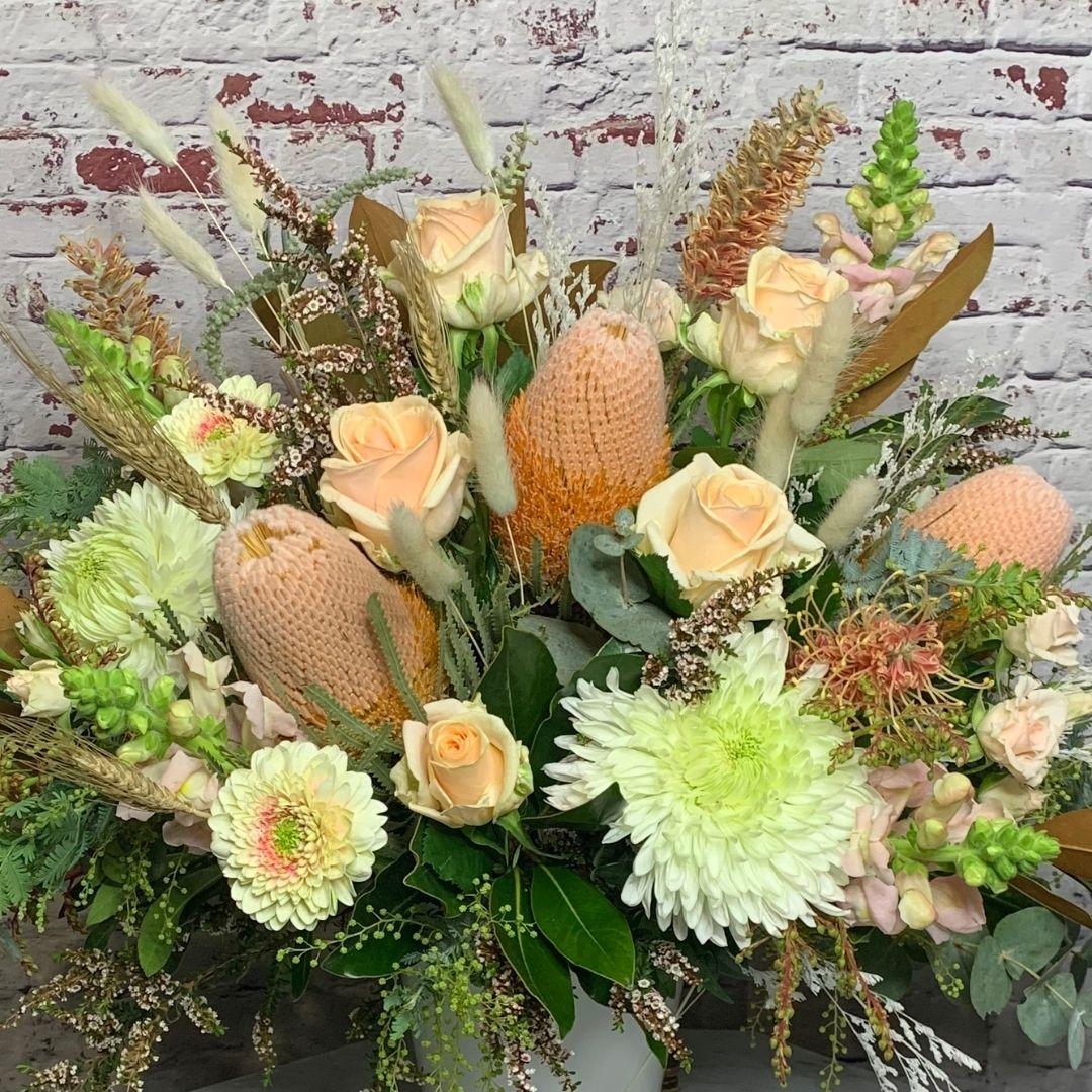 Boho Beauty Arrangement