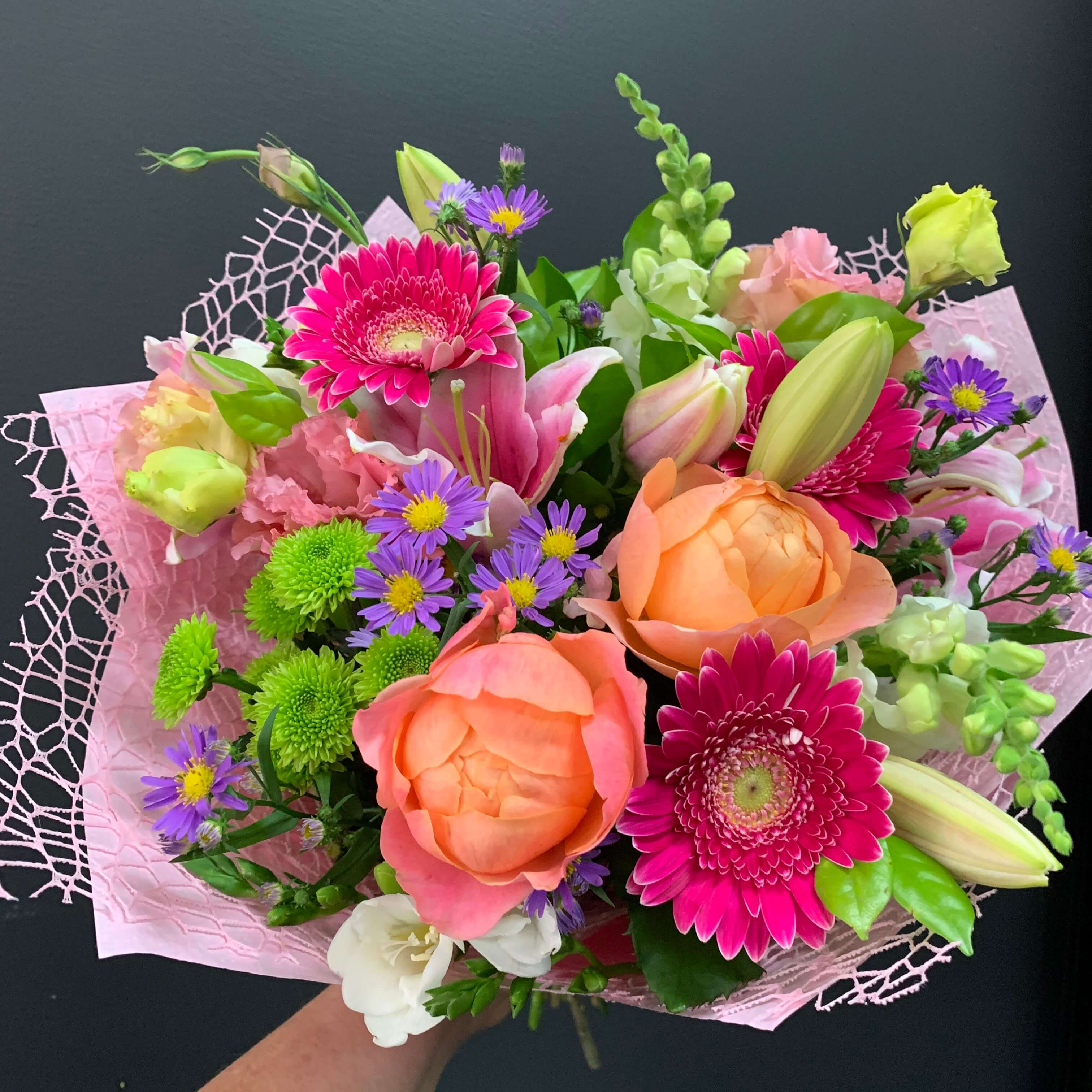 Bright Cheerful Bouquet
