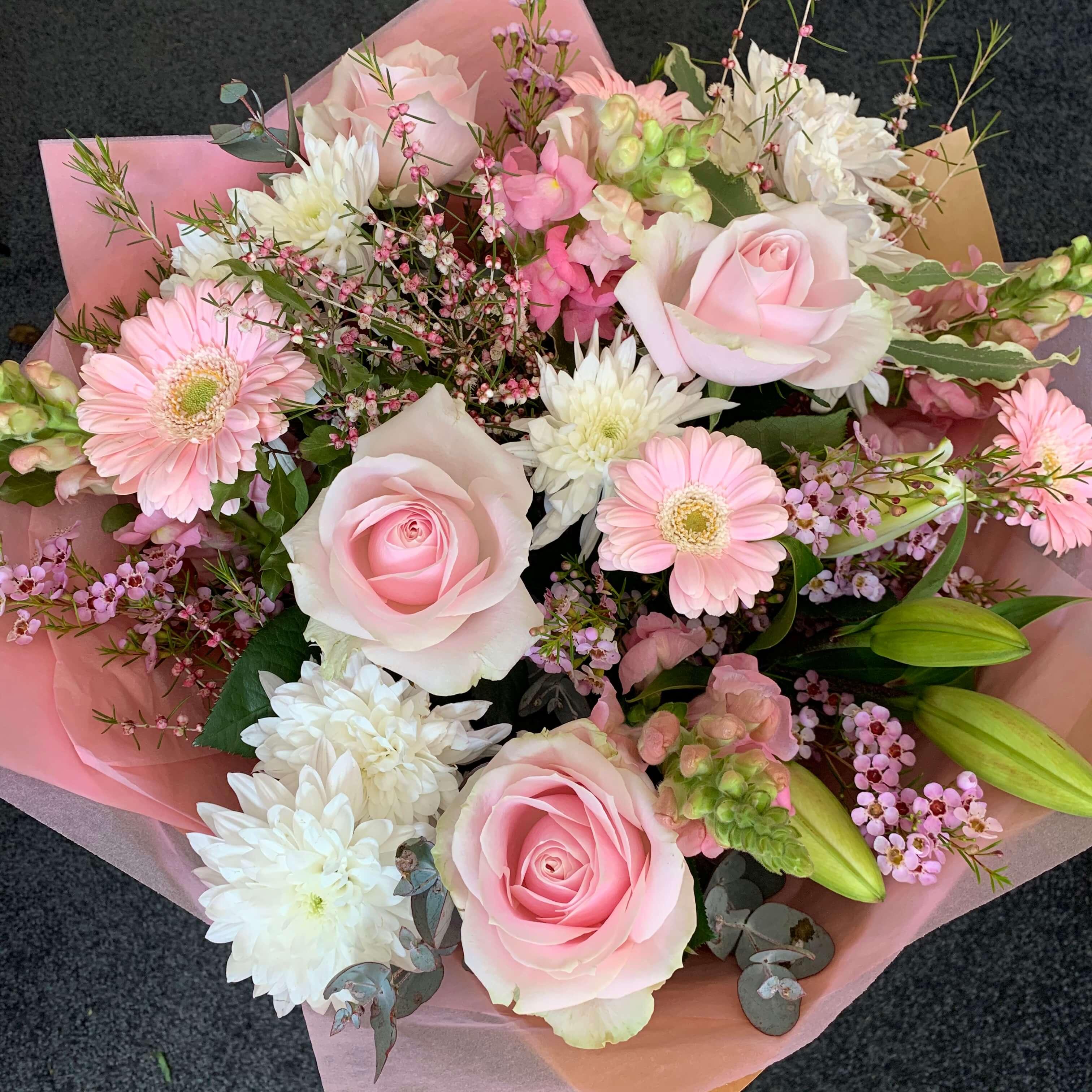 Pretty Pastel Bouquet